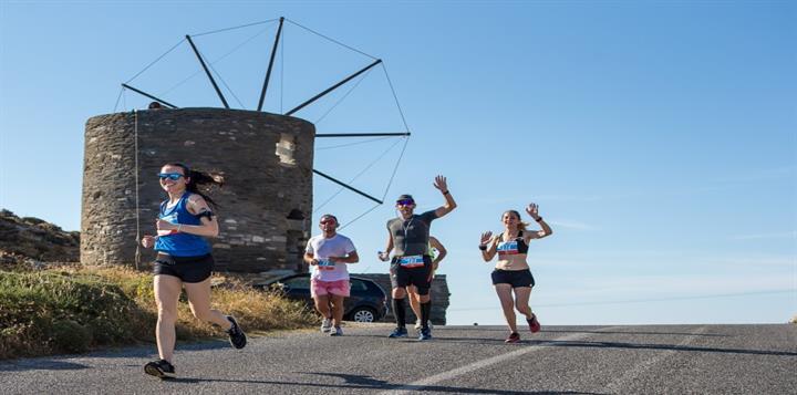 Συνεχίζονται οι εγγραφές για το Tinos Running Experience 2019