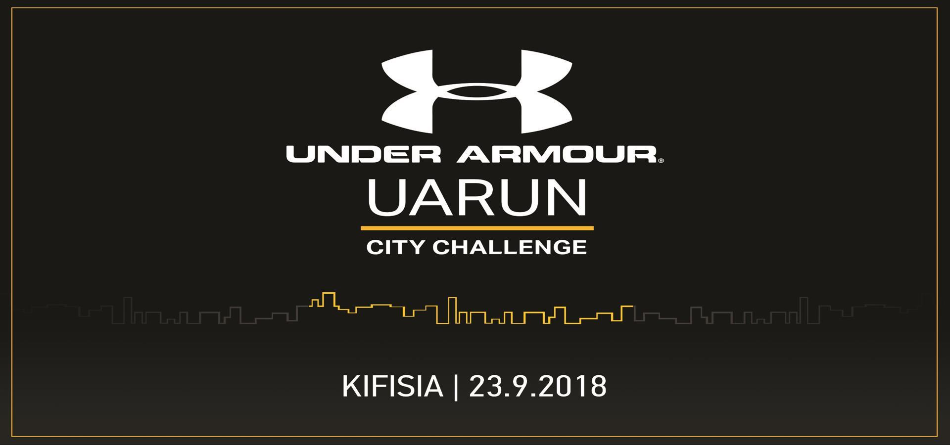 UA Run City Challenge Kifisia